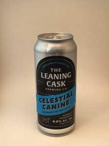 **LOCAL** Leaning Cask - Celestial Canine (16oz Can)